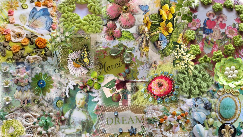 Preview of free 'my green deal' wallpaper by Ingeborg van Zuiden