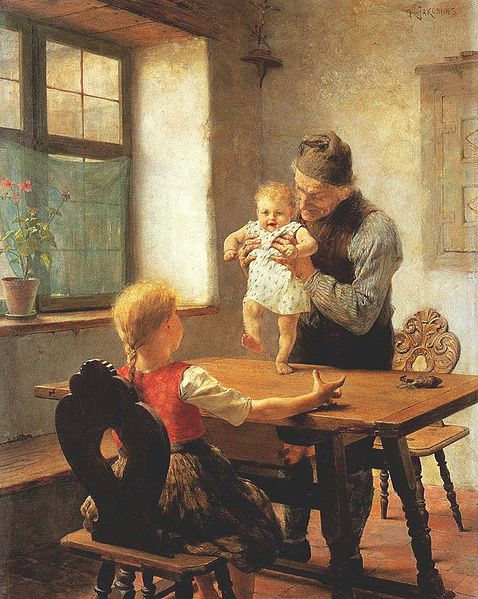 """The First Steps"" by Georgios Jakobides"