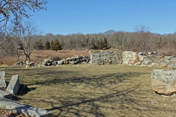 Haley Farm State Park ~ 2.18.12 ~ Groton, Connecticut