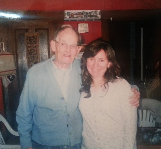 Grandfather & Barbara ~ Dennisport, Massachusetts