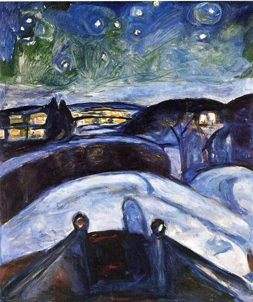 munch-starry-night