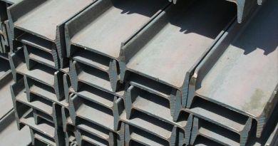 Profilati metallici – Tabelle