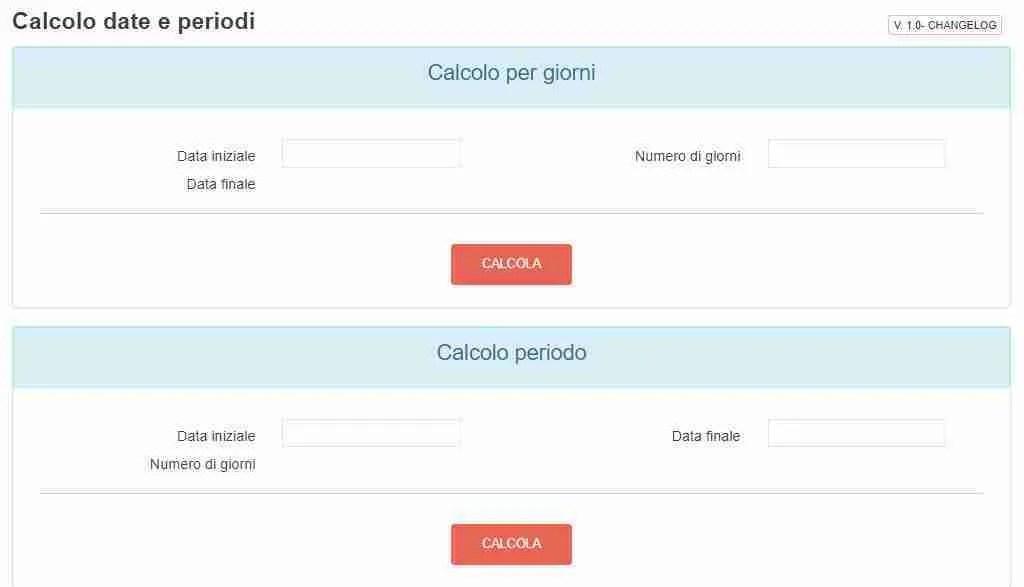 Calcola scadenza e deadline con questa app