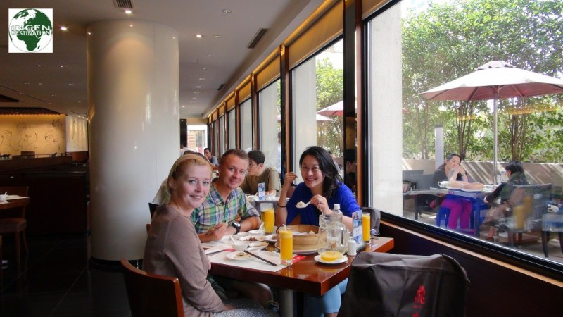 Frokost med Angela