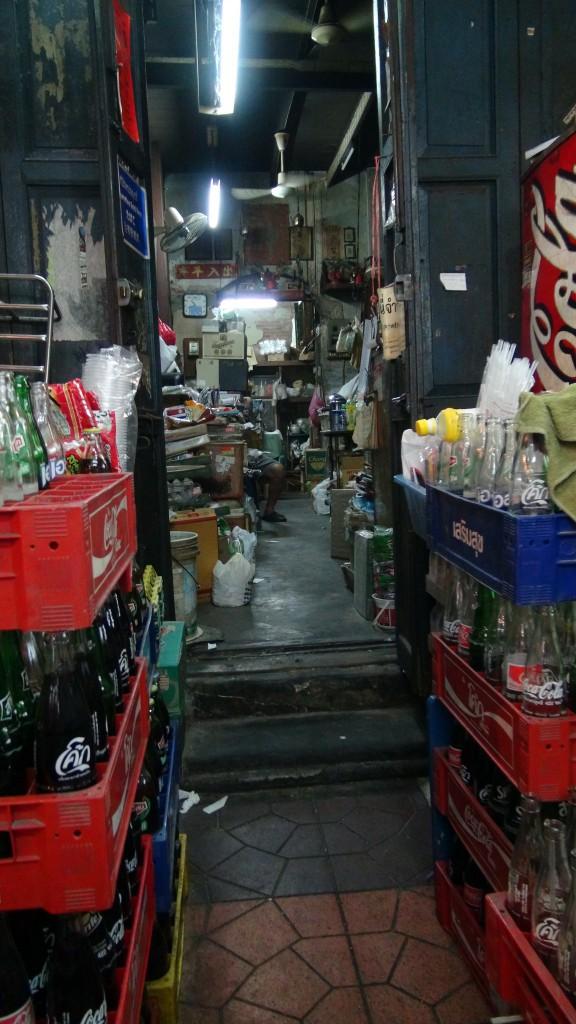 Fødselsdag Khao San Road, Bangkok
