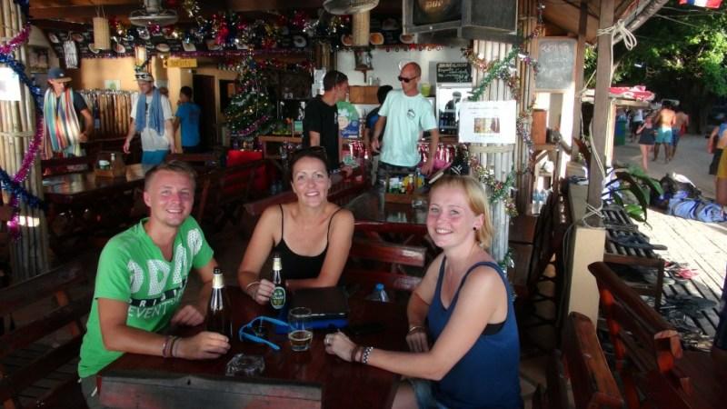 Koh Tao, thailand, dykning, reunion