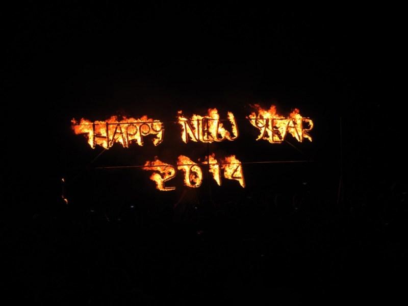 Nytår Koh Tao, Thailand