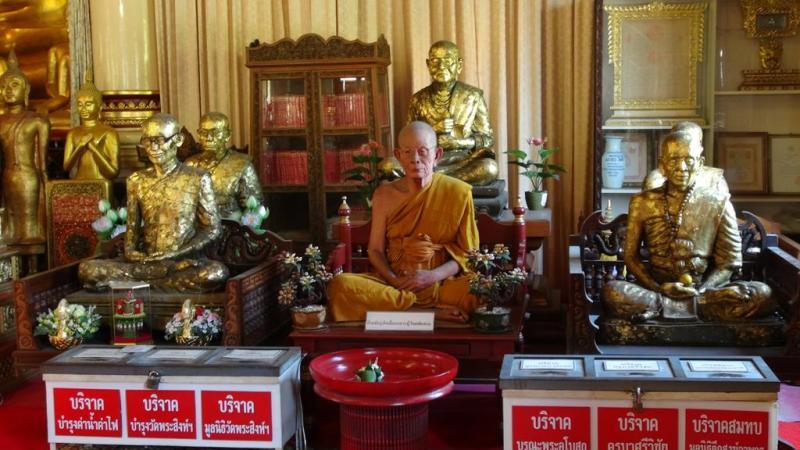 chiang mai, thailand, tempel