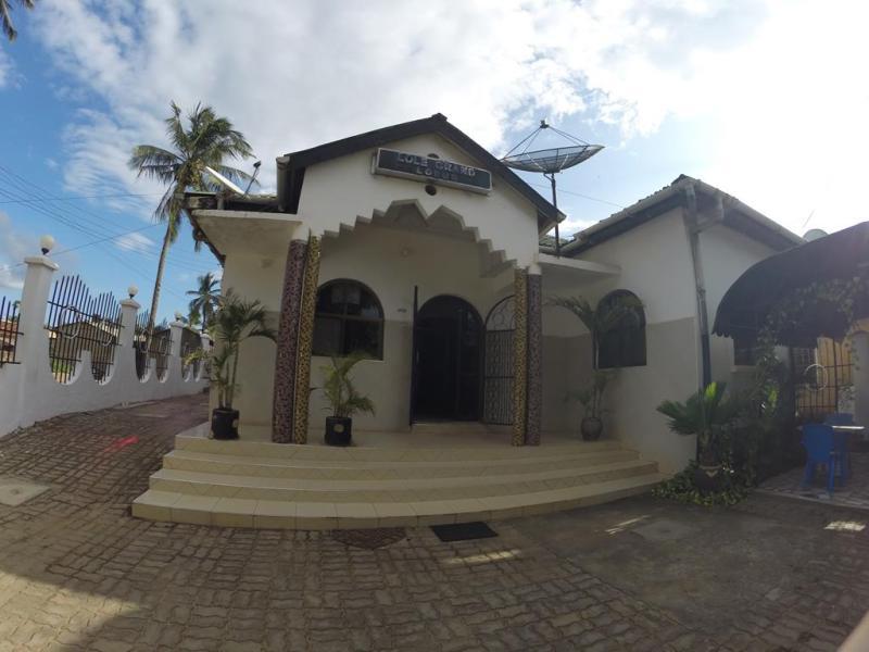Guesthouse i Mtwara, Tanzania