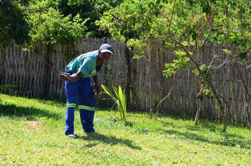 nZuwa Lodge, pemba, Mozambique, work