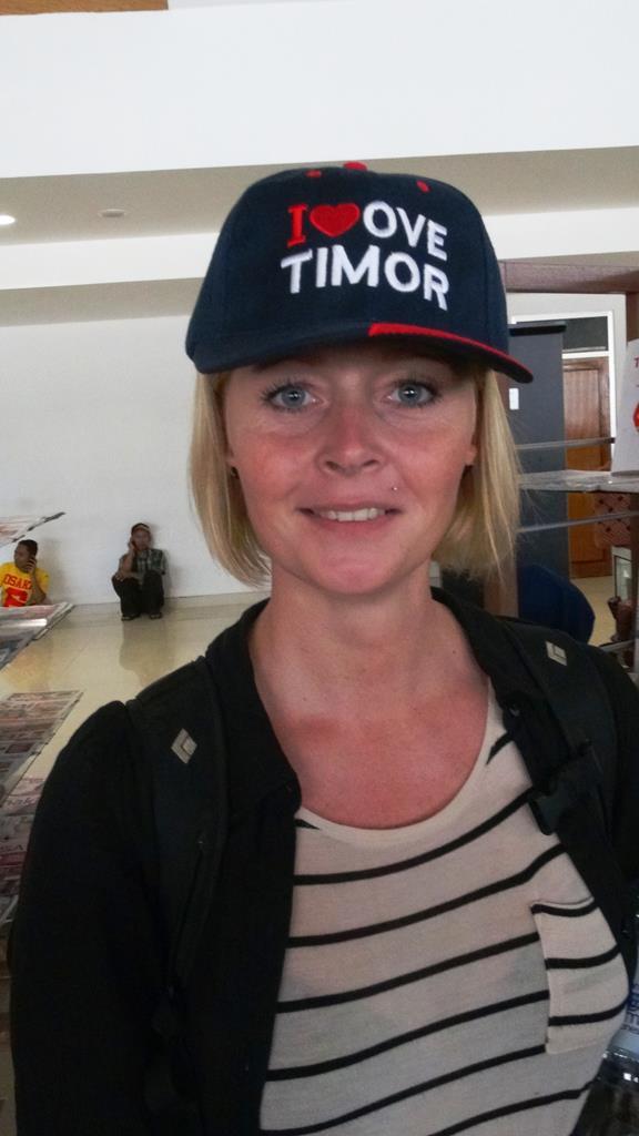 Vi var kun få timer på Øst Timor... Men jeg elskede allerede - Ove Timor…!!