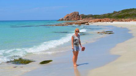 Australien, strand, beach, turkis