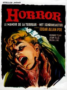 HORROR-DVD