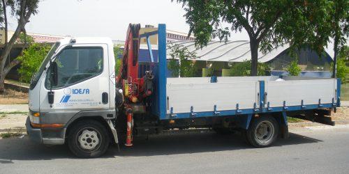 Camión IDESA