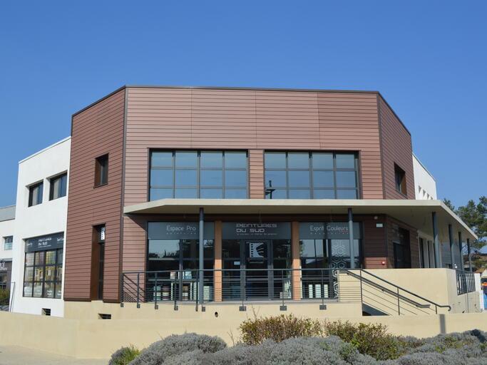 Extension Du Centre Commercial ELeclerc Saint Raphael Ralisations Bureau DEtudes