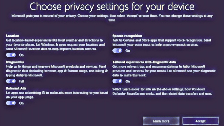 How to Protect Your Privacy in Windows 10 - Technology news to help