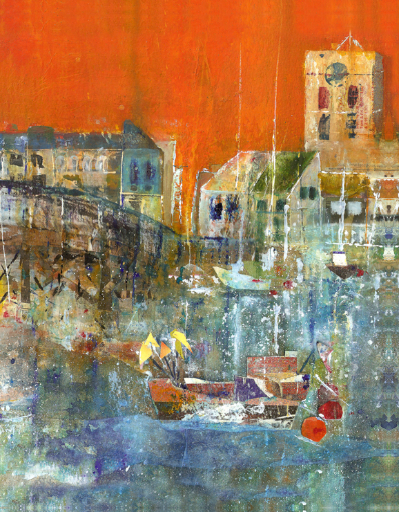 Shoreham Town by Kim Adele Fuller, Adur Art Trail