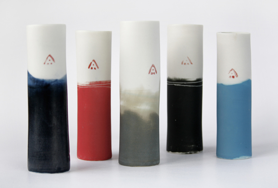 Single stem vases - Ali Tomlin_lo
