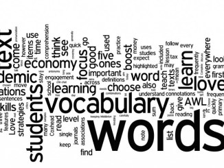 Word vocabulary