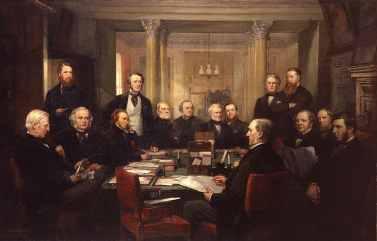 Gabinete de Gladstone 1868