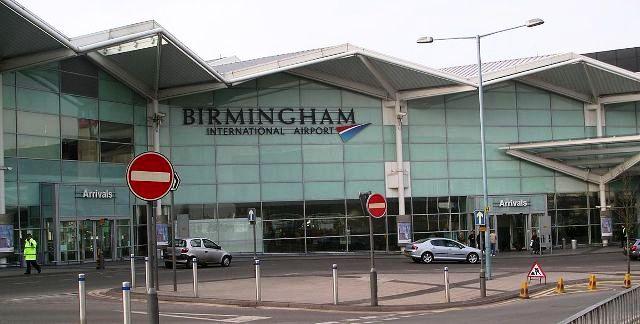 Aeropuerto Internacional de Birmingham-West Midlands