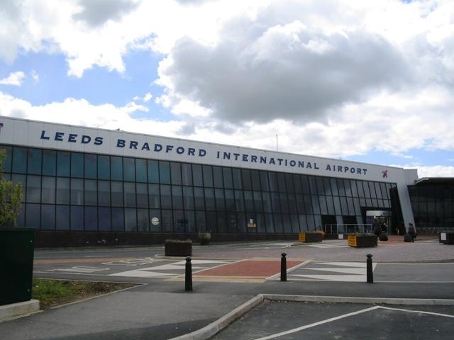 Aeropuerto Internacional de Leeds Bradford