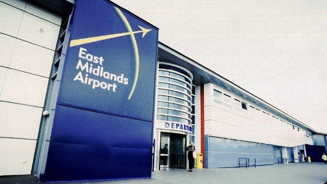 Aeropuerto de East Midlands