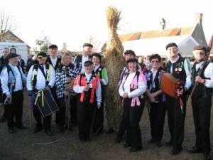 Festival Whittlesea Straw Bear