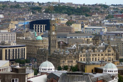 Bradford Ciudad Inglaterra