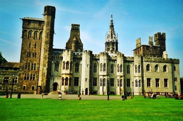 Castillo de Cardiff actual
