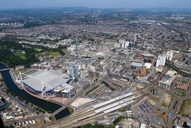 Centro de Cardiff