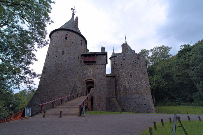 El Castell Coch