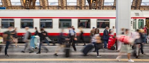 Estadísticas de pasajeros del tren Francia Inglaterra