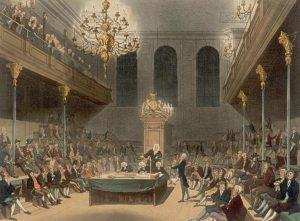 Casa de los Comunes Parlamento