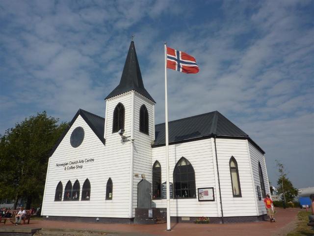 Iglesia Noruega Cardiff