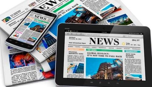 Los Periódicos Digitales de Inglaterra