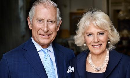 Principe Carlos y Camilla Parker