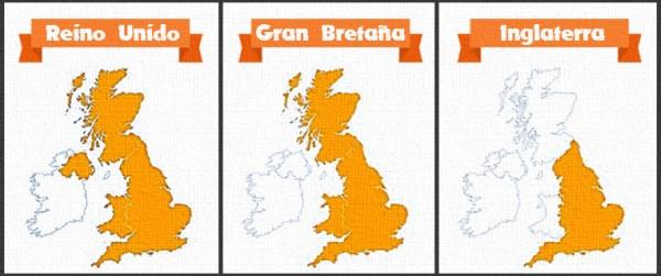 Reino Unido Gran Bretaña Inglaterra