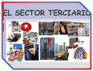 Sector Terciario de la Economía de Inglaterra