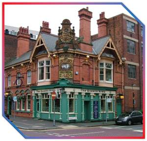The Queens Arms Pub