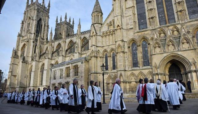 anglicanismo en Inglaterra