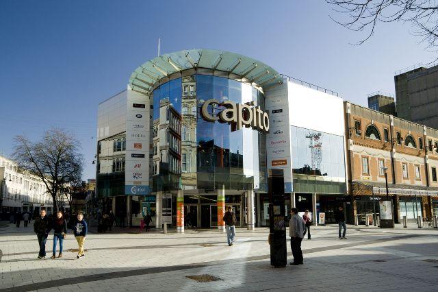 centro comercial Capitol