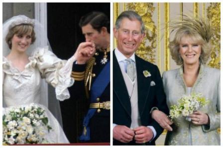 parejas del principe Carlos