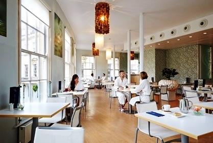 restaurantes en Bath