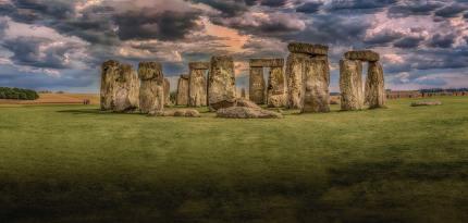 Escultura de Stonehenge