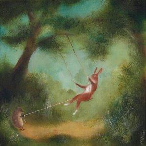 'The Swing' by DD McInnes.