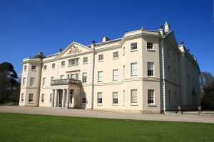 Saltram House, just outside Plymouth in Devon. The stand-in for Norland Park in the 1995 film Sense and Sensibility.
