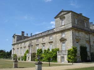 The south front of Wilton House. Photo by John Chapman.