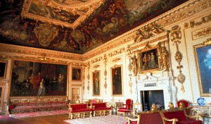Wilton House, the Double Cube Room.