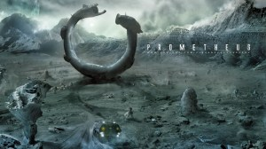 The alien ship from Prometheus.